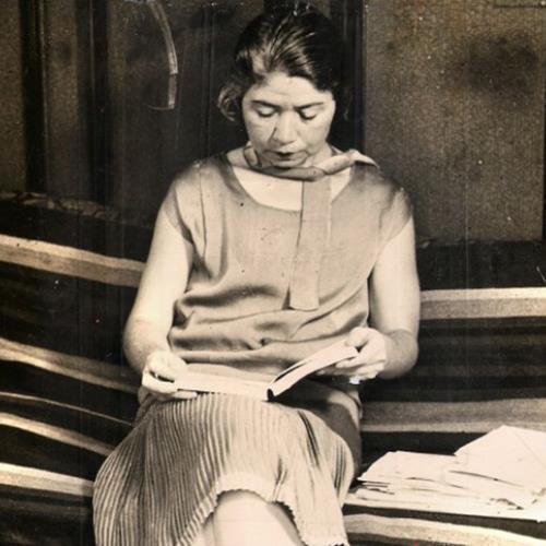 Alfonsina en Ciudad de las Artes