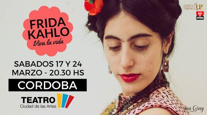 Frida Kahlo Viva la Vida en Ciudad de las Artes (Córdoba)