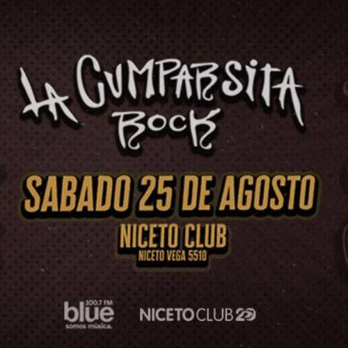 La Cumparsita Rock en Niceto Club
