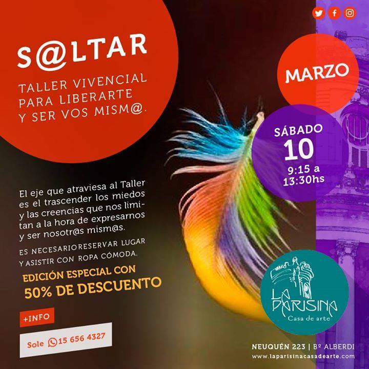 S@ltar - Edición especial 50% Off!