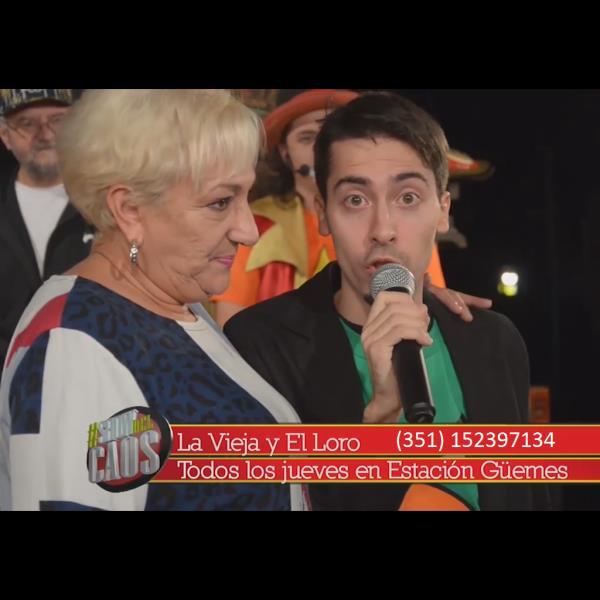 LA VIEJA Y EL LORO · STAND UP
