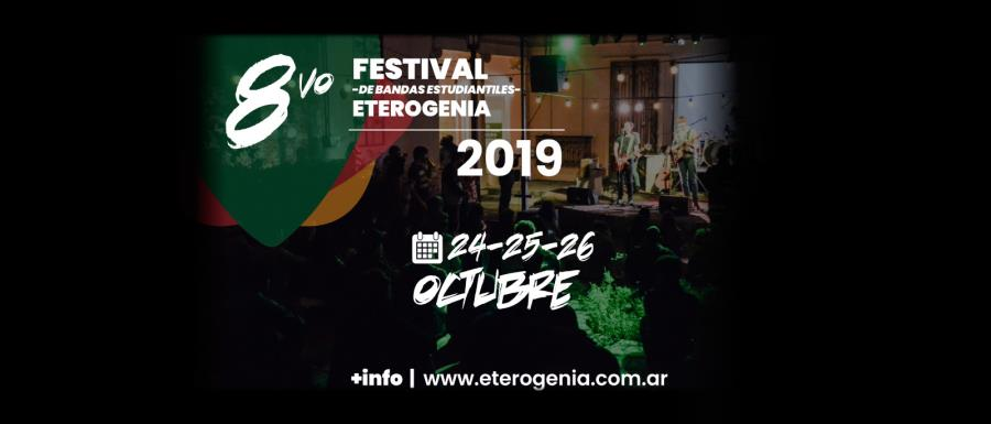 Festival de Bandas Estudiantiles Eterogenia