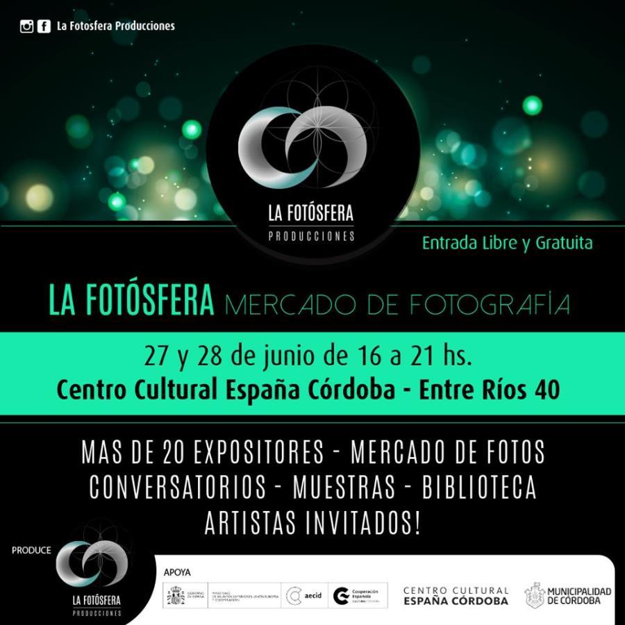 """""""La Fotósfera"""" Mercado de fotografía"""