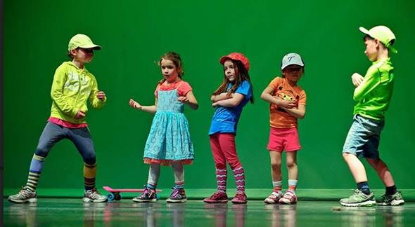 """Fresh Summer"" Taller hip hop para niños"