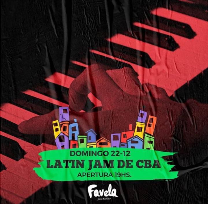 Latin Jam de Cba