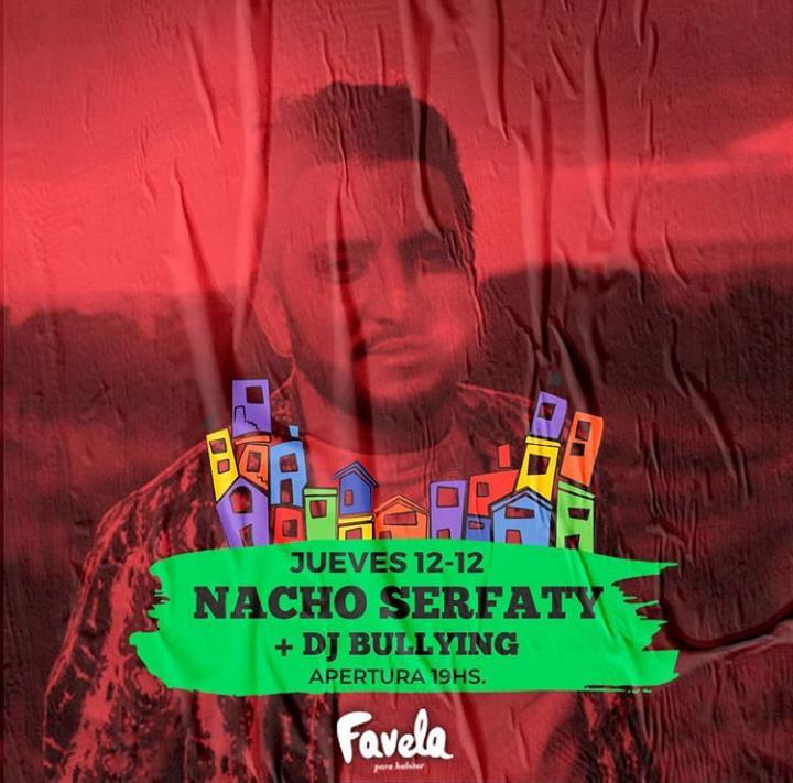 Nacho Serfaty en Favela!