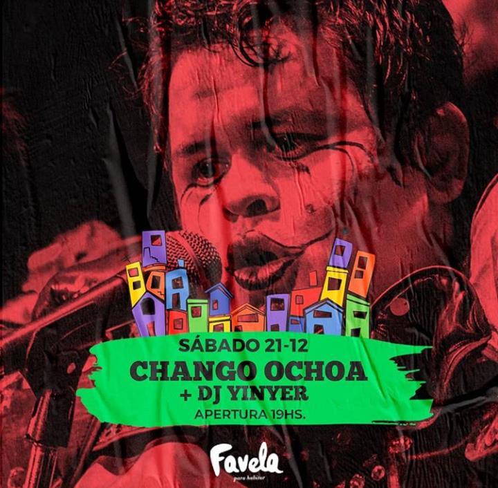 Chango Ochoa + Dj Yinyer