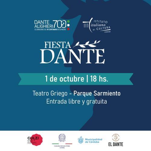 Fiesta Dante