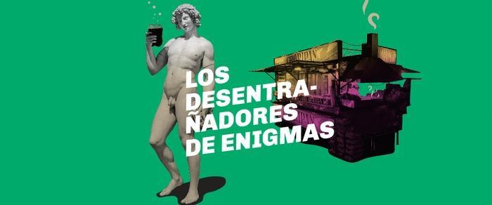 """""""Los desentrañadores de enigmas"""" de David Picotto"""