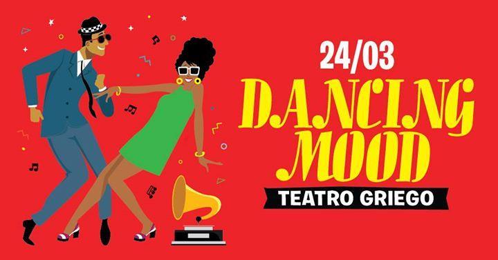 Dancing Mood en el Teatro Griego