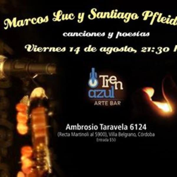 MARCOS LUC & SANTIAGO PFLEIDERER