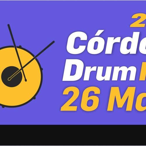 Córdoba DrumFest: Festival Internacional de Batería y Percusión