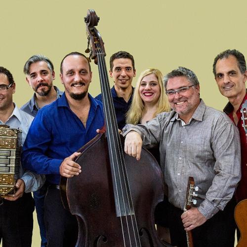 Presentación del Ensamble Municipal de Música Ciudadana.