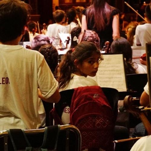 "Orquesta Escuela Mediterránea: Núcleo ""Carlos Giraudo"""