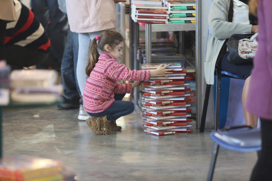 """""""Feria del Libro Infantil 15º día"""""""
