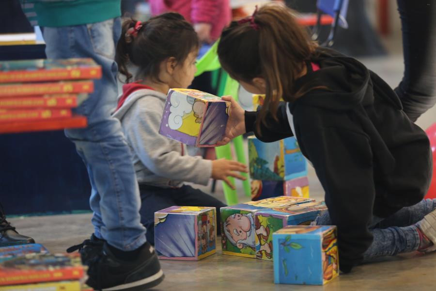 """""""Feria del Libro Infantil 13º día"""""""