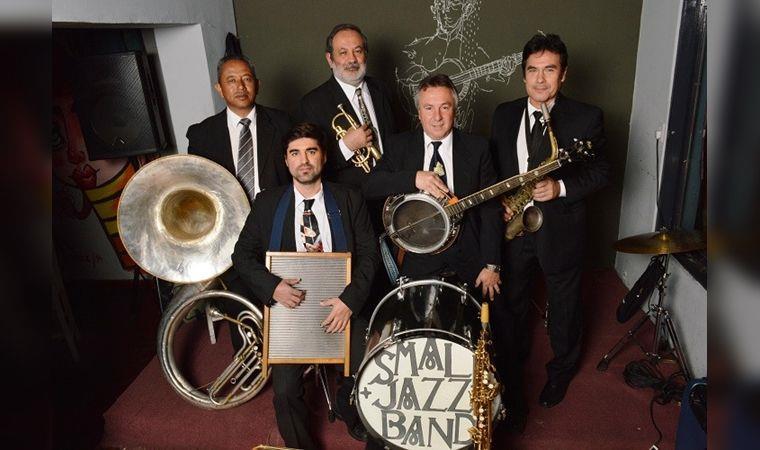 Small Jazz Band despide el 2019
