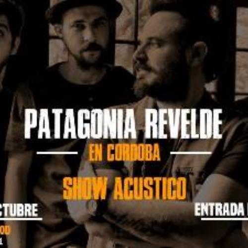 PATAGONIA REVELDE ¡ Presenta #LaSombraDelSol en CÓRDOBA !