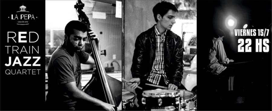 Red Train Jazz Trio en La Pepa