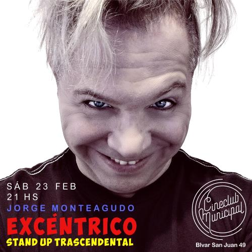 Excéntrico - Stand Up Trascendental