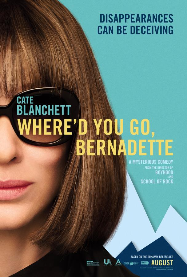 ¿Dónde estás, Bernadette?