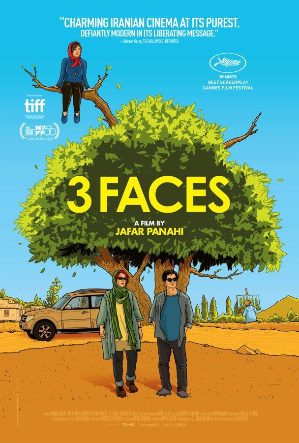 3 rostros