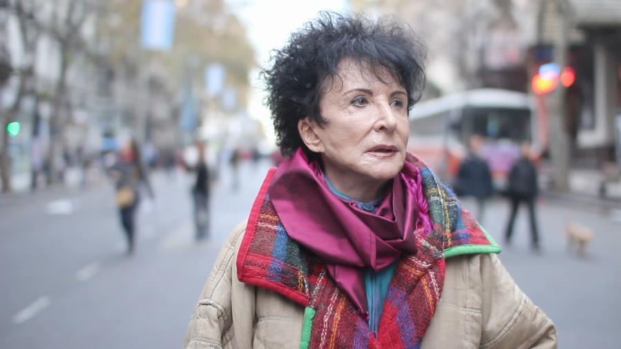 "Documental  ""Mujer nómade"""
