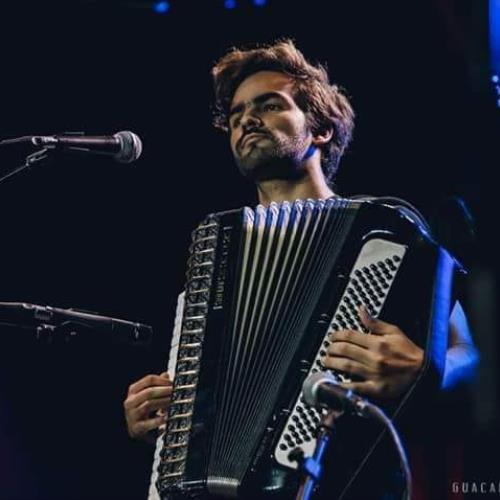 Pedro Saad - Música del mundo con acordeón en Gondwana