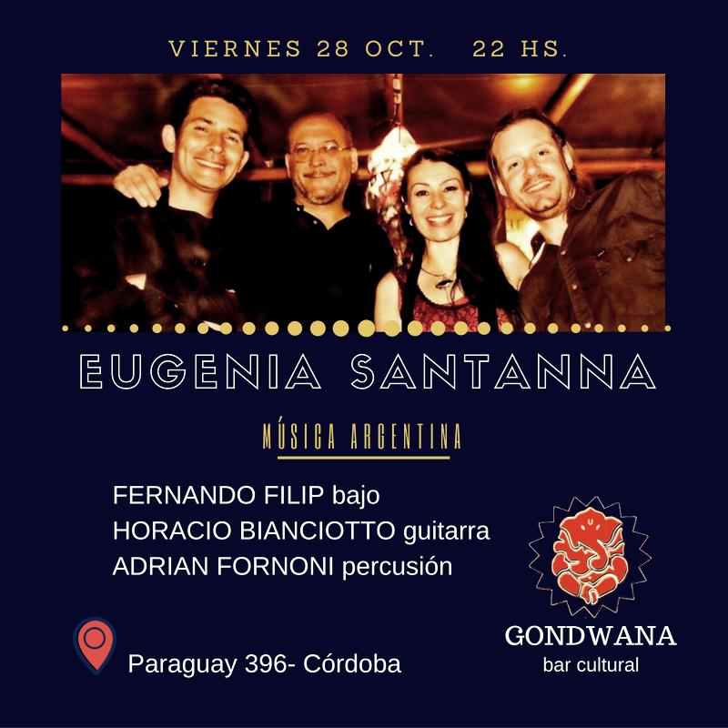 EUGENIA SANTANNA - música argentina