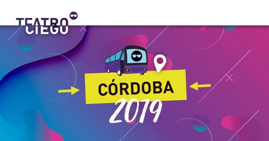 ¡Teatro Ciego vuelve a Córdoba! Verano 2019