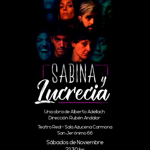 """""""Sabina y Lucrecia"""""""