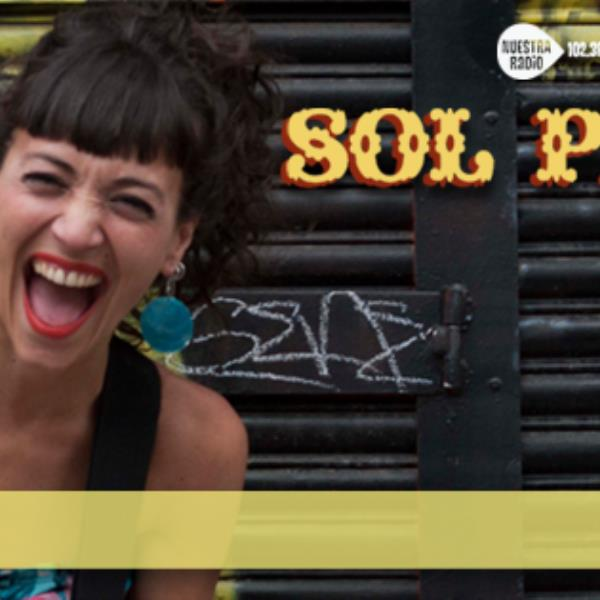 Disco es Cultura #140 - Sol Pereyra - Tirame Agua