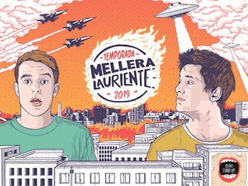 Mellera – Lauriente stand up