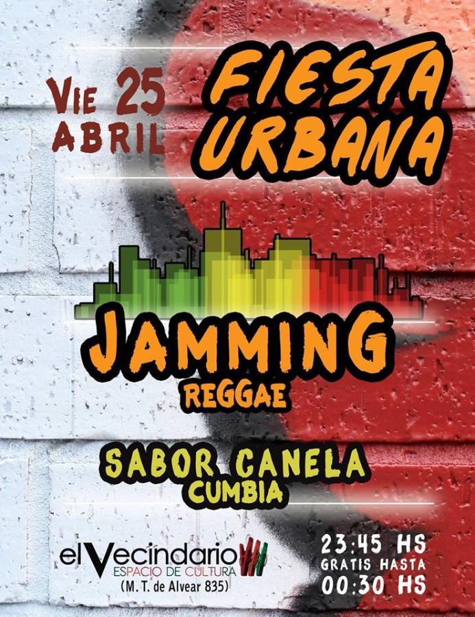 Fiesta Urbana