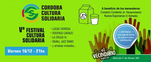 Small Jazz Band en El V° Festival Cultura Solidaria