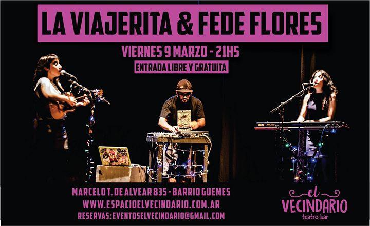 La Viajerita & Fede Flores