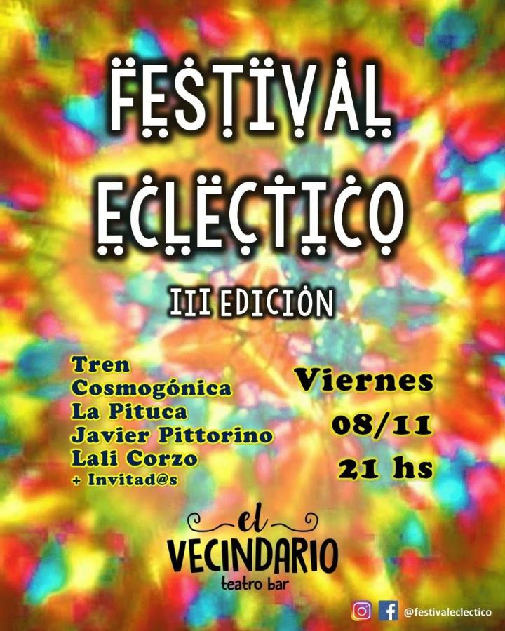 festival ecléctico