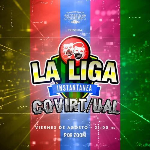 """""""La Liga Instantánea: Un videojuego teatral interactivo"""""""