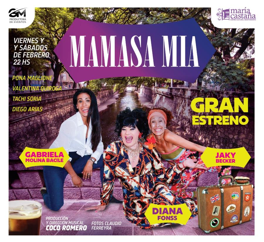 """Mamasa Mía"""