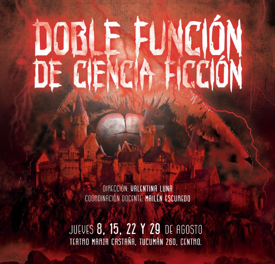 """""""Doble función de ciencia ficción"""""""