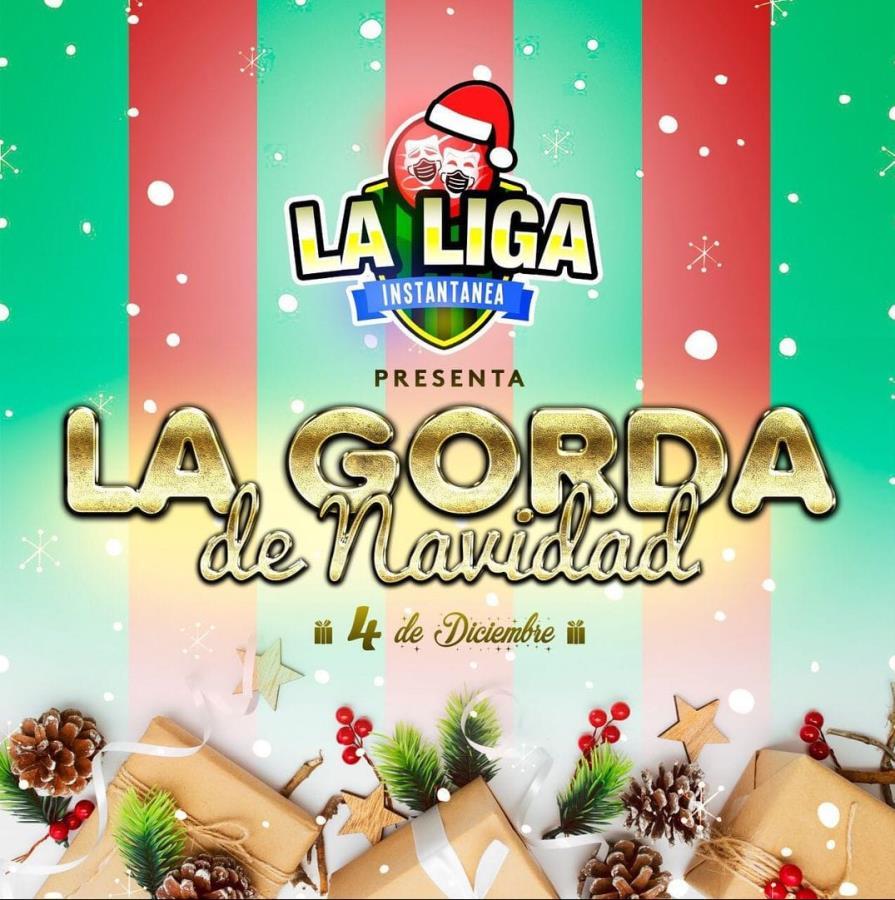"""""""La Liga Instantánea: La gorda de Navidad"""""""