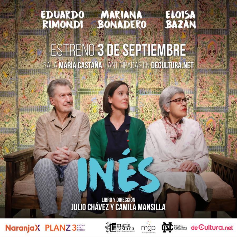 """""""INÉS"""" (13ºF)"""