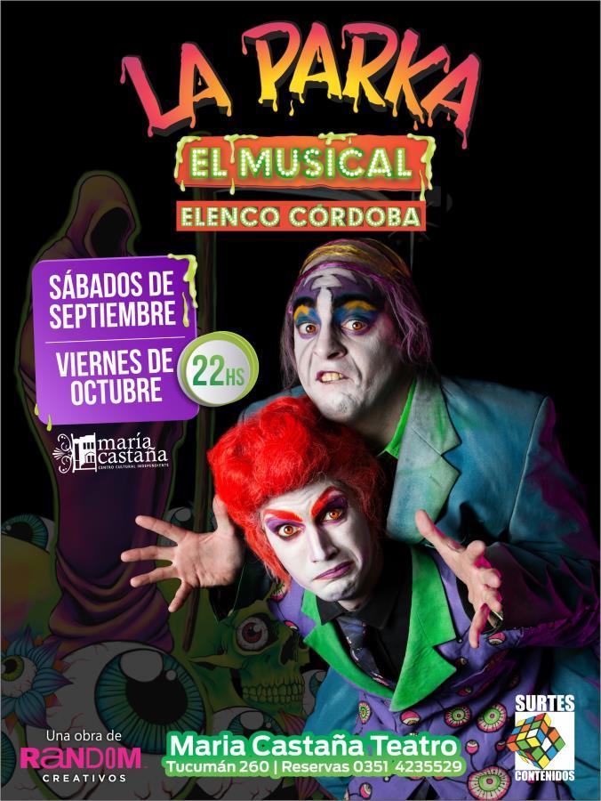 """""""La Parka, el musical"""""""