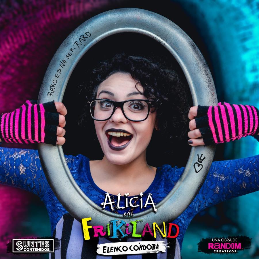"""""""Alicia en Frikiland"""""""