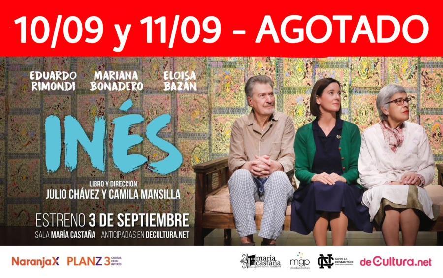"""""""Inés"""" (4°F)"""