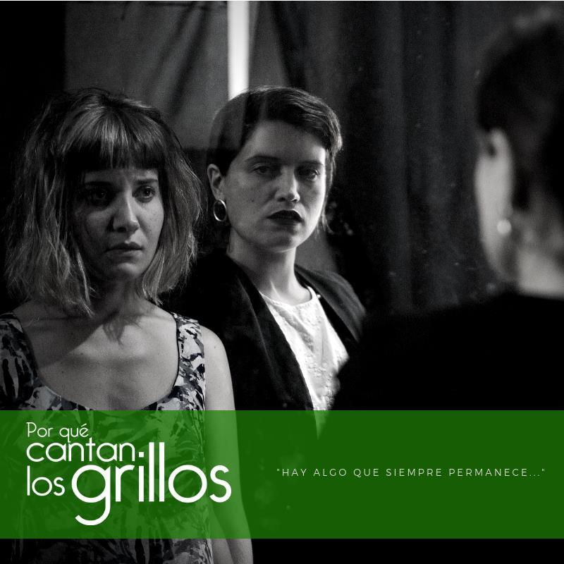"""""""Por qué cantan los Grillos"""""""