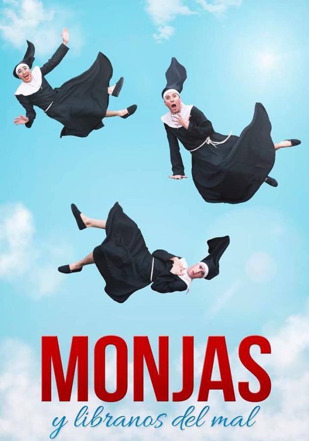 """""""Monjas, y líbranos del mal"""""""