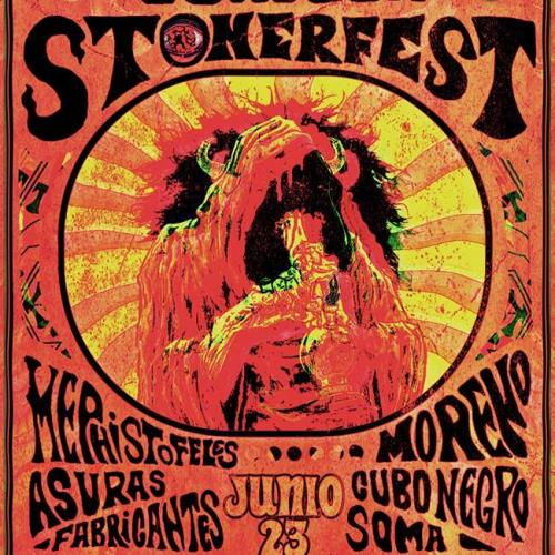 Córdoba Stoner Fest Vol.1 en 990 Arte Club