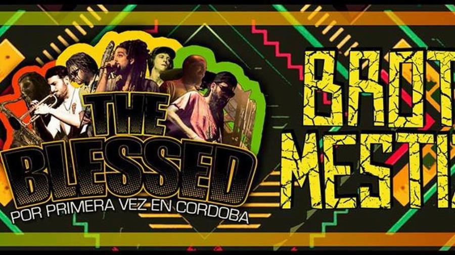 Brote Mestizo y The Blessed