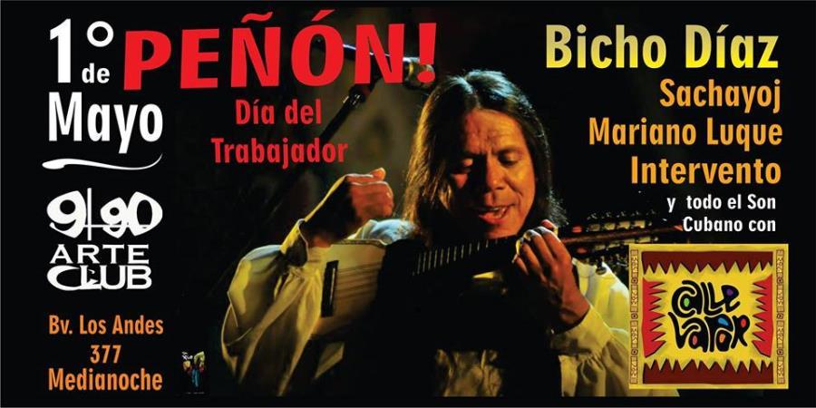 PEÑÓN! Con Bicho Díaz e Invitados